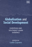 Globalisation and Social Development Book