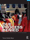 Due Process Denied: Detentions and Deportations in the United States Pdf/ePub eBook