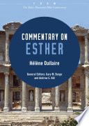 Commentary on Esther Book PDF