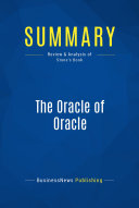 Summary: The Oracle of Oracle