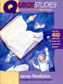 Quick Studies - James - Revelation ebook