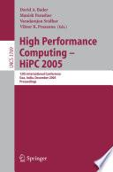 High Performance Computing     HiPC 2005
