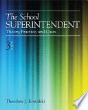 The School Superintendent