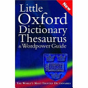Little Oxford Dictionary  Thesaurus  and Wordpower Guide