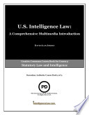 Free Course Book For Course 3 Statutory Law And Intelligence 2011