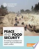 PEACE AND FOOD SECURITY