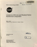 Analysis of Woven and Braided Fabric Reinforced Composites