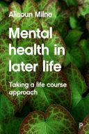 Mental Health in Later Life Pdf/ePub eBook