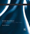 British Somaliland