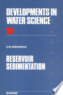 Reservoir Sedimentation