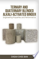 Ternary and Quaternary Blended Alkali Activated Binder