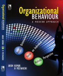Organizational Behaviour  A Modern Approach