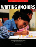 Writing Anchors