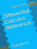 Differential Calculus Reference