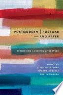 Postmodern Postwar And After