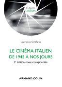 Pdf Le cinéma italien de 1945 à nos jours - 4e éd. Telecharger