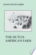 The Dutch-American Farm Pdf/ePub eBook