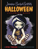 Jasmine Becket Griffith Halloween