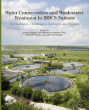 Water Conservation and Wastewater Treatment in BRICS Nations