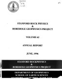 SRB Project Report for 1996