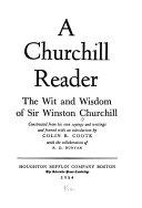 A Churchill Reader