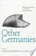 Other Germanies
