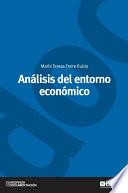 Análisis del entorno económico