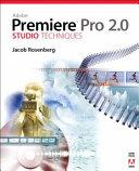 Pdf Adobe Premiere Pro 2.0 Studio Techniques