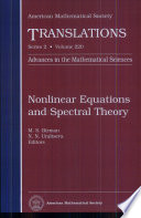 Nonlinear Equations And Spectral Theory Book PDF