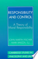Responsibility and Control Book