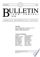 Bulletin (new Series) of the American Mathematical Society
