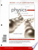 Physics for Scientists and Engineers with Modern Physics, Books a la Carte Edition