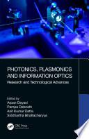 Photonics  Plasmonics and Information Optics Book