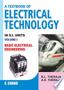 Basic electrical engineering in S.I. system of units