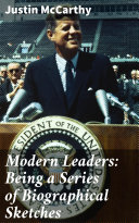 Modern Leaders: Being a Series of Biographical Sketches Pdf/ePub eBook