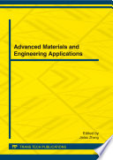 Advanced Materials And Engineering Applications Book PDF