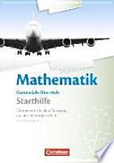 Mathematik, gymnasiale Oberstufe - Starthilfe
