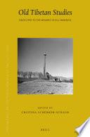 Proceedings Of The Tenth Seminar Of The Iats 2003 Volume 14 Old Tibetan Studies