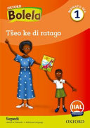 Books - Oxford Speak Sepedi Grade 1 Reader 2 | ISBN 9780190419851