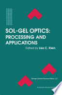 Sol Gel Optics
