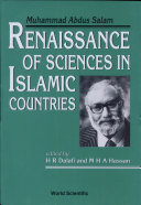 Renaissance of Sciences in Islamic Countries