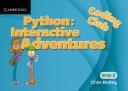 Coding Club Python  Interactive Adventures Supplement 2