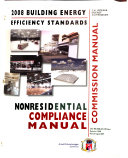 2008 Building Energy Efficiency Standards   Nonresidential Compliance Manual