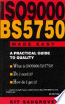 ISO9000 BS5750 Made Easy