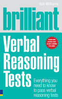 Brilliant Verbal Reasoning Tests