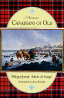 Canadians of Old