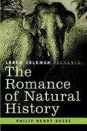 The Romance of Natural History [Pdf/ePub] eBook