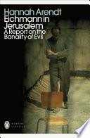 Eichmann in Jerusalem Book PDF