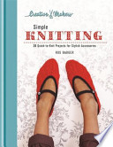 Creative Makers: Simple Knitting