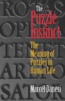 The Puzzle Instinct Book